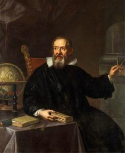 Nhà vật lý người Ý Galileo