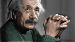 Nhà vật lý Albert Einstein