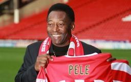 Hình ảnh Cầu thủ bóng đá nổi tiếng Pelé