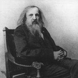 Hình ảnh Dmitry Mendeleev